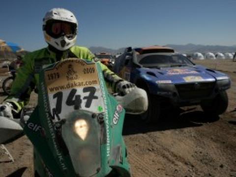 Dakar 2015!